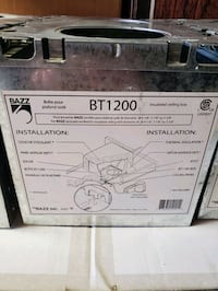 Insulated cieling boxes - 3 available  Mississauga, L5A 3Y3