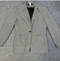Jones New York Checkered Blazer Ottawa