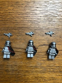 Lego Star Wars Minifigures  Burke, 22015