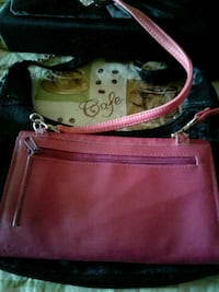 red leather sling bag Las Vegas, 89101