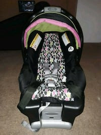 Graco carseat with base Houston, 77077