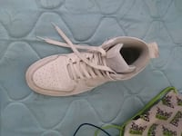 pair of white Nike low-top sneakers Newport News, 23601