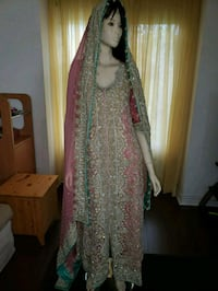 Very Beautiful Indian Dresses for sale!!! Mississauga, L4W 3S8