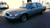 1999 Mercury Grand Marquis - 138000km  Surrey, V3W 1L4