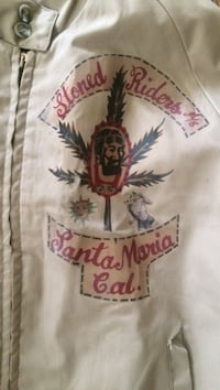 Stoned riders mc jacket Charleston, 61920