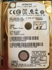 Ps3 hard drive 320gb Richmond, 40475