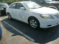 2007 Toyota  Camry LE  4 cylinders 127 k miles