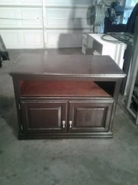 brown wooden 2-door cabinet Hagerstown