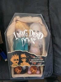 Paired living dead Dolls Rare