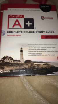 A Plus deluxe study guide Oakville
