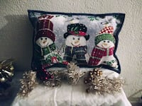 assorted-color-and-print throw pillow Modesto, 95354