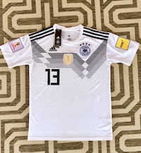 2018 World Cup Germany Jersey  Frisco, 75034