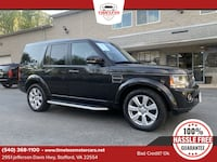 2015 Land Rover LR4 for sale Stafford