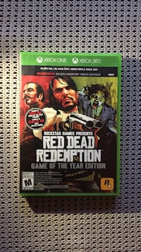 Red Dead Redemption XBOX ONE 533 km