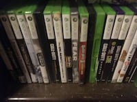 Xbox 360 games  Providence, 02909