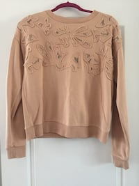 Beige Banana Republic sweatshirt Size Small Vaughan, L4K 5Y5