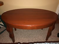 wood coffee table Springdale, 72764