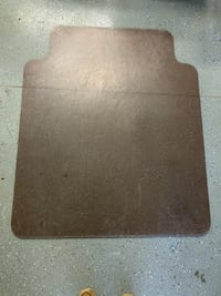 Office Chair Mat for Carpet - Clear Acrylic