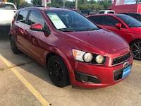2013 Chevrolet Sonic Houston