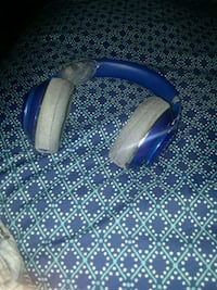 blue and gray corded headphones Deerfield Beach, 33441