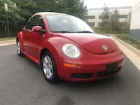 Volkswagen New Beetle Convertible 2007 Chantilly