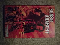 Sons of anarchy graphic novels Saint Catharines, L2T 2T6