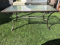 Patio Table for Outdoor Furniture, Excellent Conditon New York