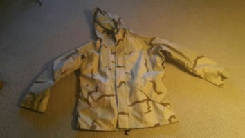 Camouflage jacket Parka XL LONG