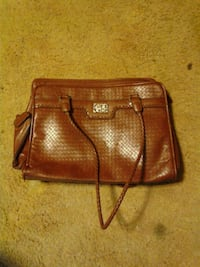 Brown leather  purse  Montgomery, 36116