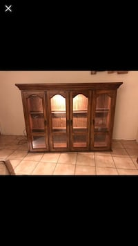 Vintage Credenza/ Hutch/ China Cabinet Willingboro, 08046