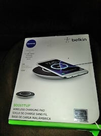 Samsung Belkin Wireless Charging Pad
