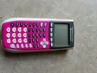 black and red Texas Instruments TI-84 Plus Loveland, 80537