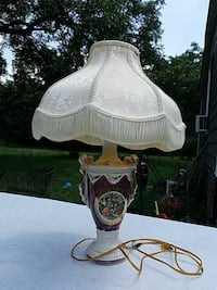 Victorian old style lamp Byron, 31008