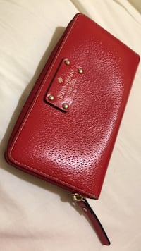 Authentic Kate Spade Leather Wallet 543 km