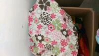 white, pink, and green floral textile Greeneville, 37743