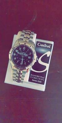 New Men's Cardinal Watch Toronto, M4G 2L2