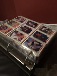 assorted trading card collection Newmarket, L3X 2Z4
