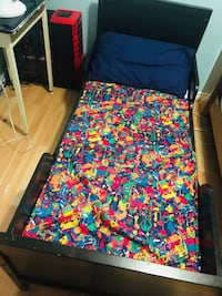 Toodler bed with Mattress. Sherwood Park, T8A 0M7