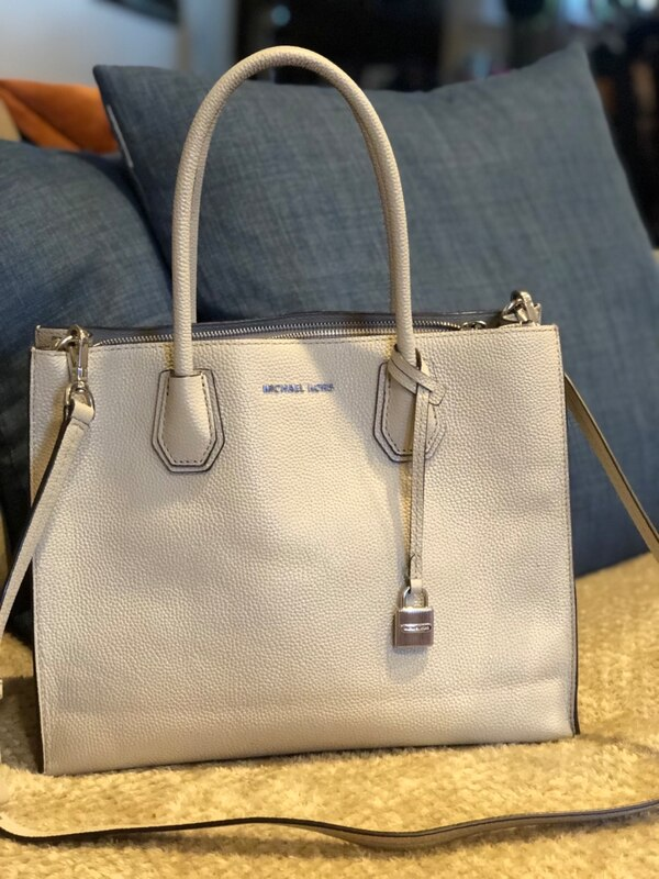 801dba0407ea Used Michael Kors Large Mercer leather tote for sale in Woodbridge Township