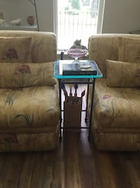 2 Slipper chairs - $40 each or $75 for both. Metairie, 70001