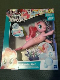 The little pony the movie pinkie pie swimming  Alexandria, 22312