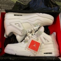 Air Jordan 4 Pure Money size 11 deadstock Toronto, M6L