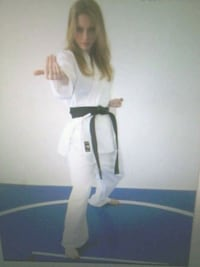 Video Karate Donna Vincente kung fu!!! Roma, 00141