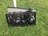 Infiniti Q50 cooling fan Miami Lakes, 33014