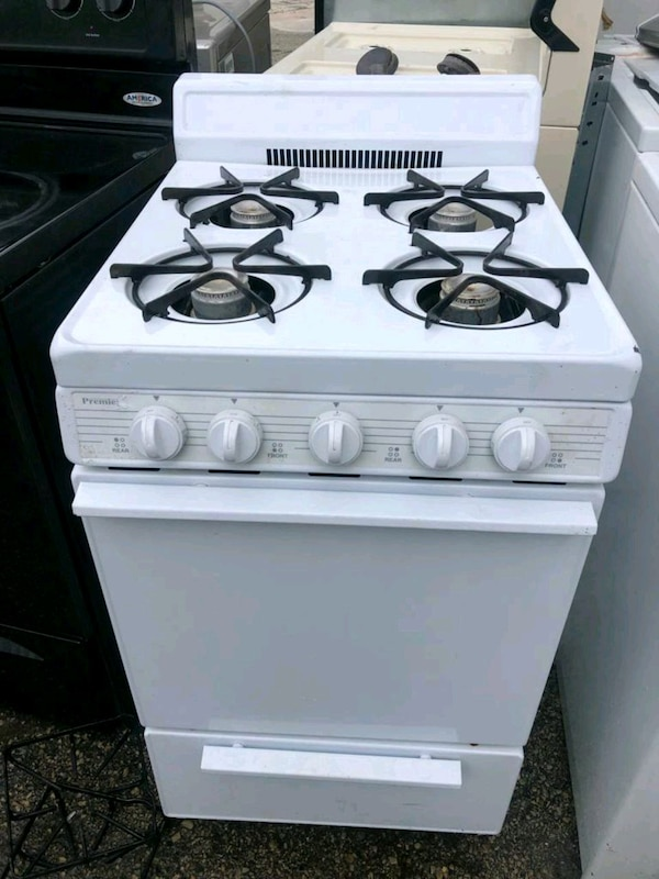 Sold 20 Inch Gas Stove Used In