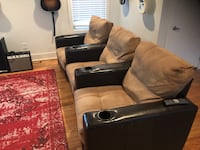 Theatre Recliner sofa  Nashville, 37206