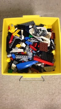 8  x  8 x 8 bucket of Lego. Very clean Dublin, 94568