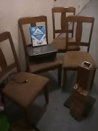 Table base, 4 chairs, all in one printer with pape Oceanside, 92054