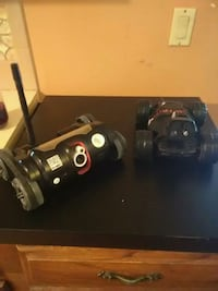 2 spy gear rc cars with video cameras Spring Hill, 34609