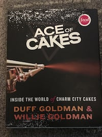 Ace of Cakes book by Duff and Willie Goldman